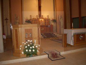 Church Interior – Altar - Simple Catholic