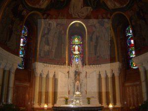 Church interior – Relic - Simple Catholic