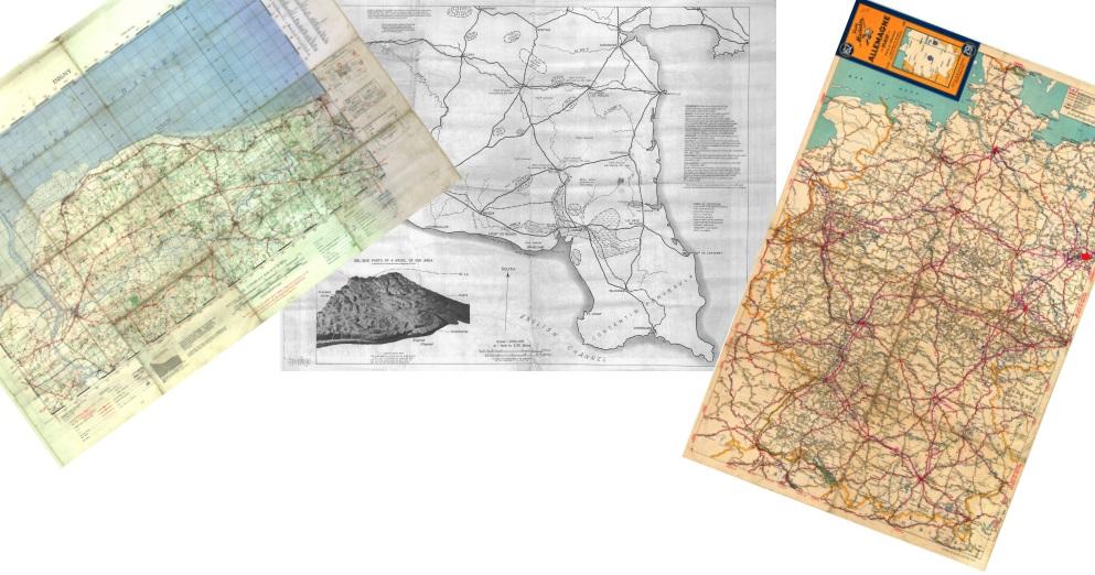World War II Maps (Europe)