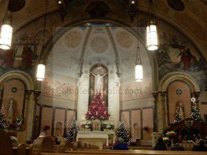 Catholic Church Interior – Altar - Simple Catholic