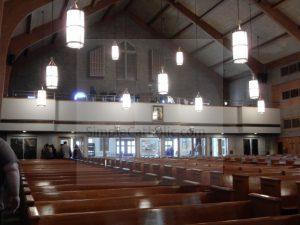 Church Interior – Pews - Simple Catholic